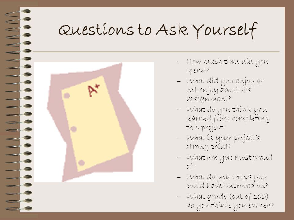Self-Evaluation On a separate sheet of paper, write about your experience writing a mystery story. Include the questions on the following slide in you