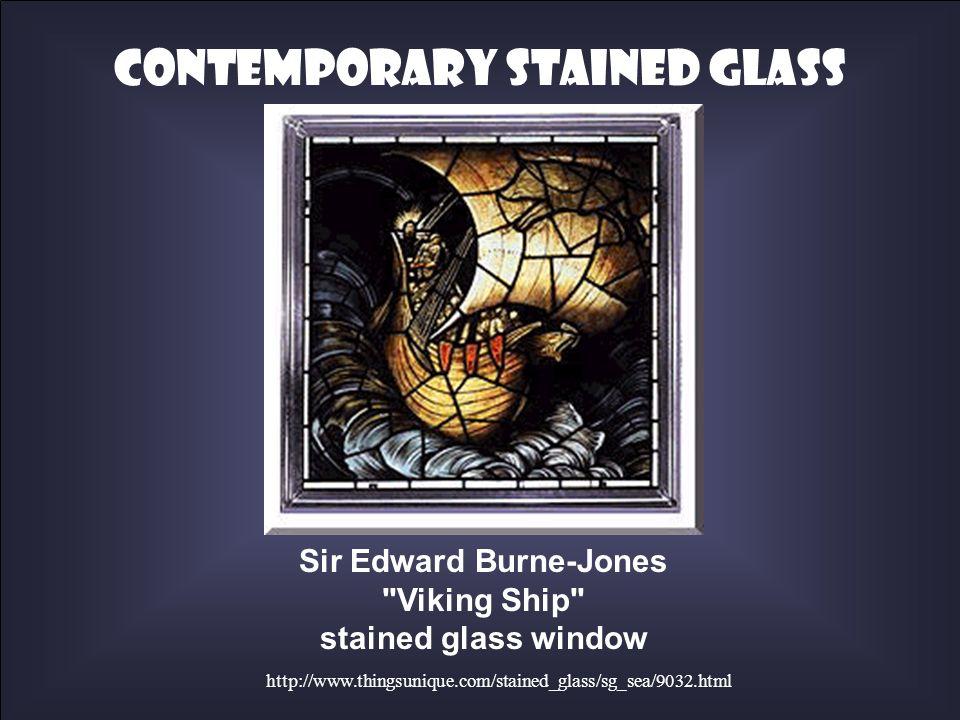 http://www.thingsunique.com/stained_glass/sg_sea/9032.html Sir Edward Burne-Jones