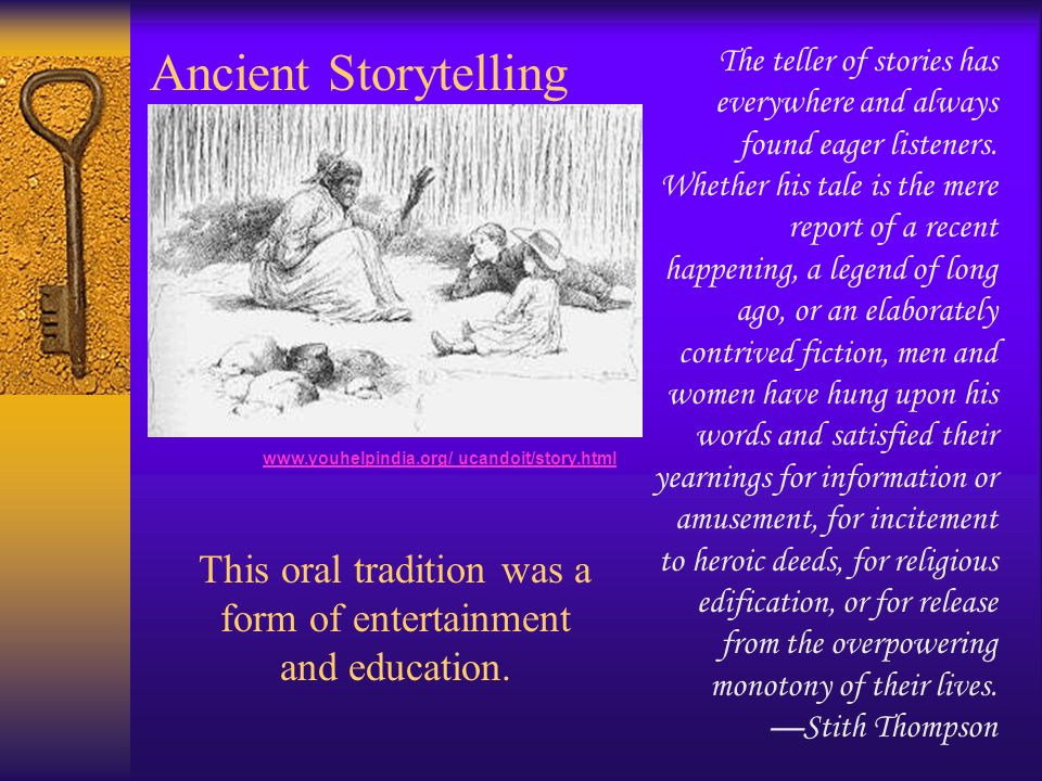 The birth of Theatre Storytelling, Egypt, the Bible and the Greek stage