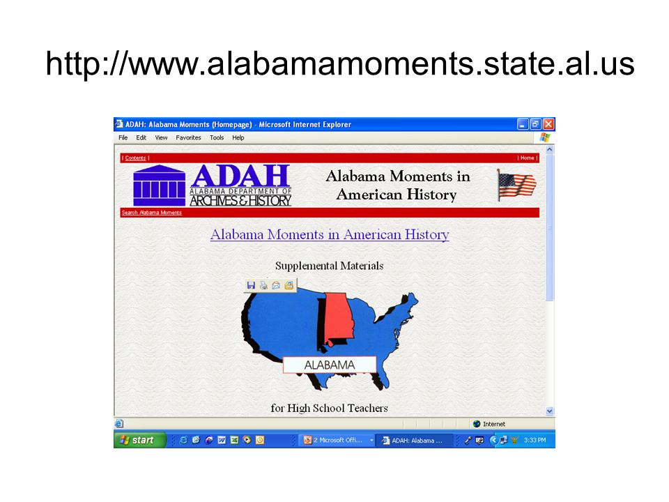 http://www.alabamamoments.state.al.us