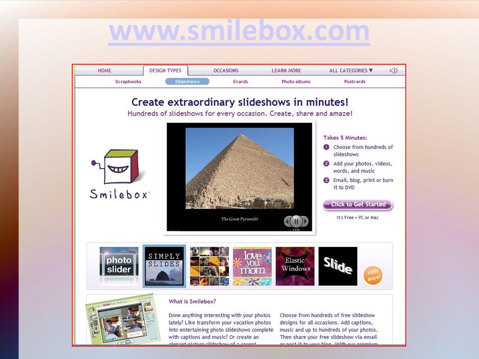 www.smilebox.com