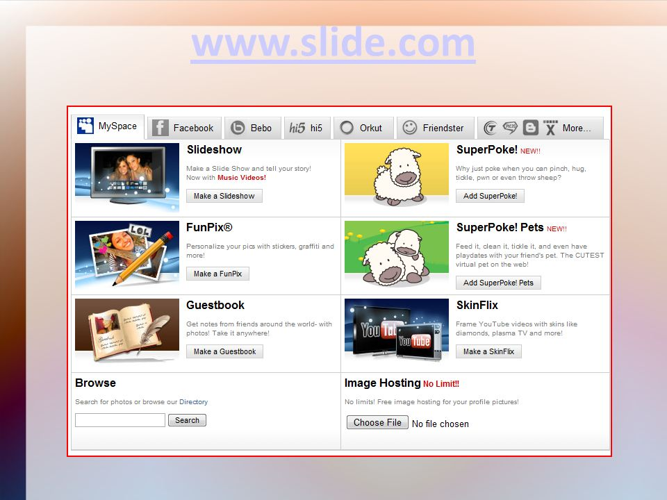 www.slide.com
