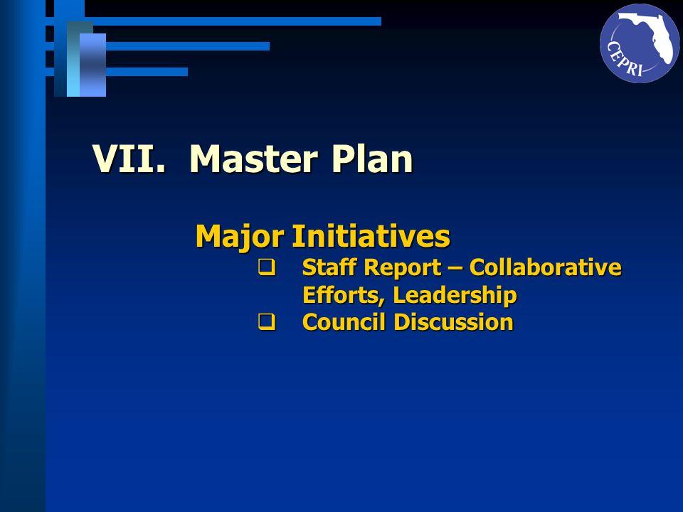 VIII.Legislative Assignments A.