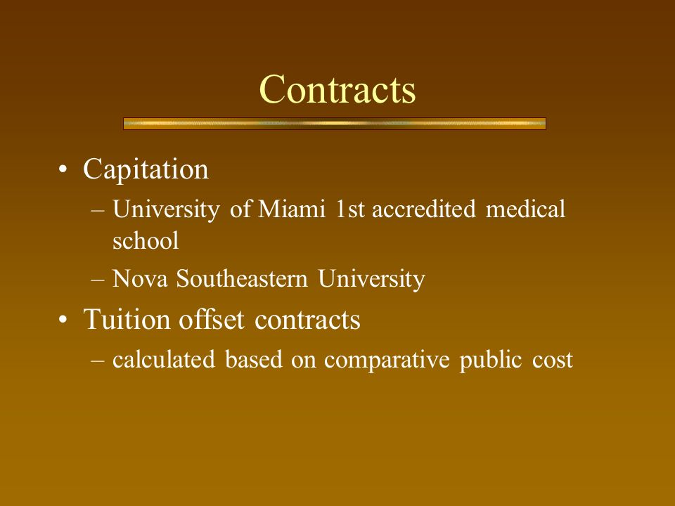 Other State Supported Projects Historically Black Colleges and Universities (HBCU) 2000-01 appropriations: –Bethune Cookman - $2,908,013 –Edward Waters - $2,658,013 –Florida Memorial - $2,408,013