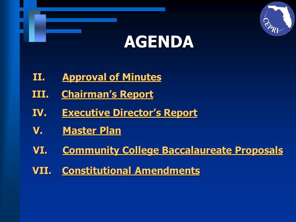 IX. Adjournment