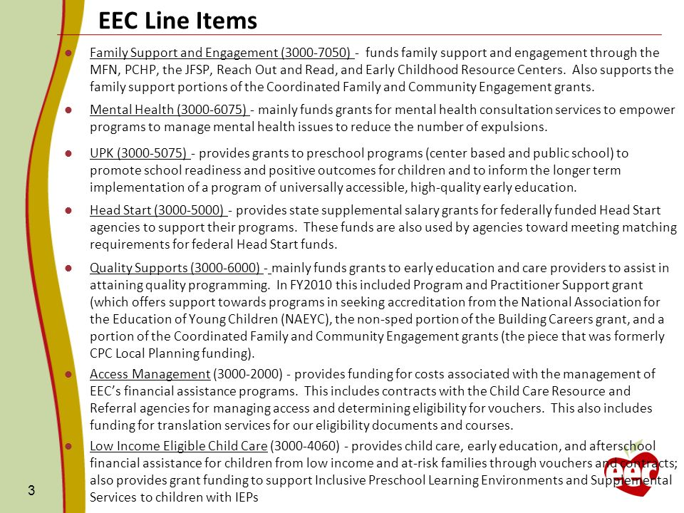 Coordinated Family and Community Engagement (CFCE) Grant 4