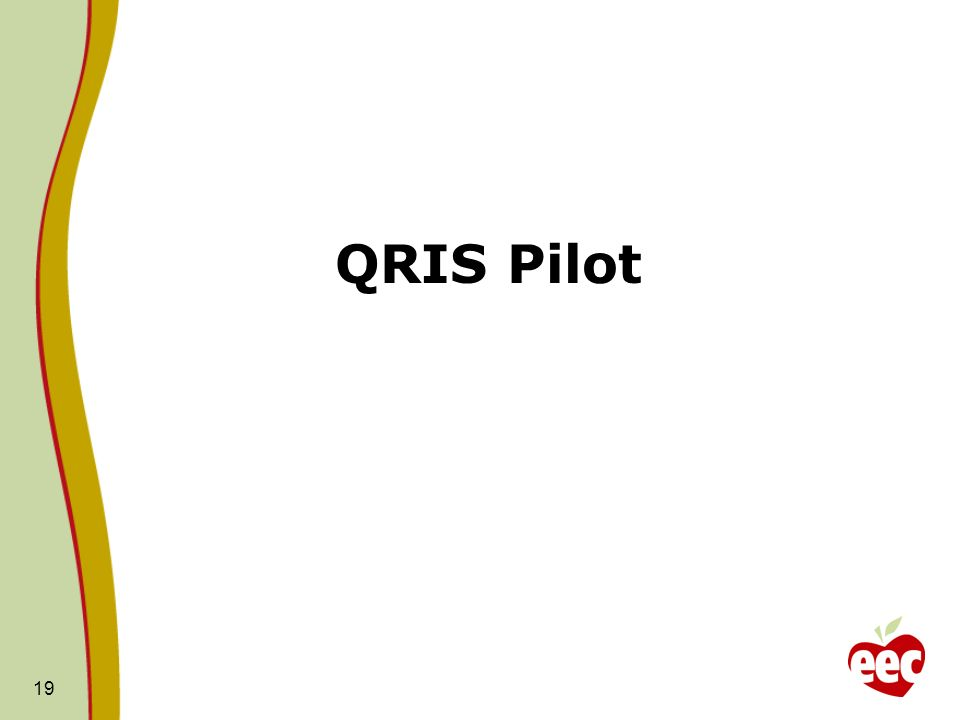 QRIS Pilot 19