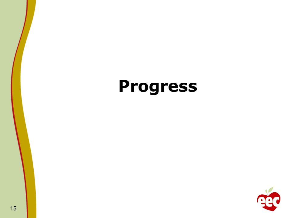 Progress 15