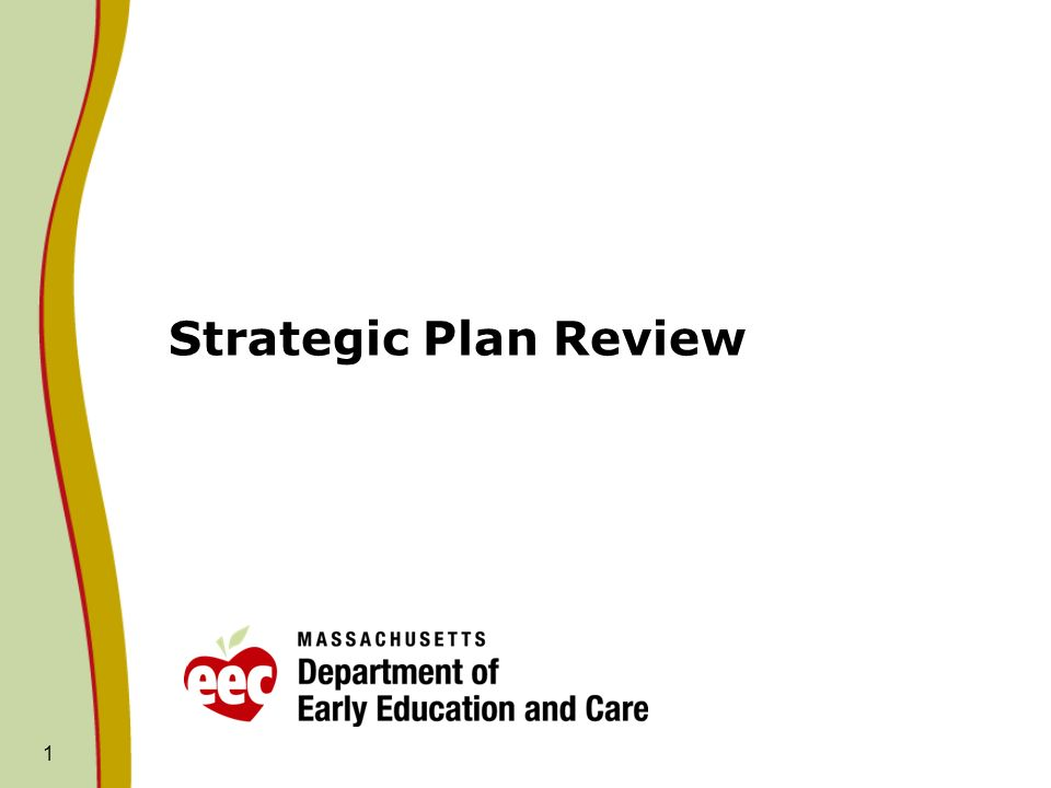 1 Strategic Plan Review
