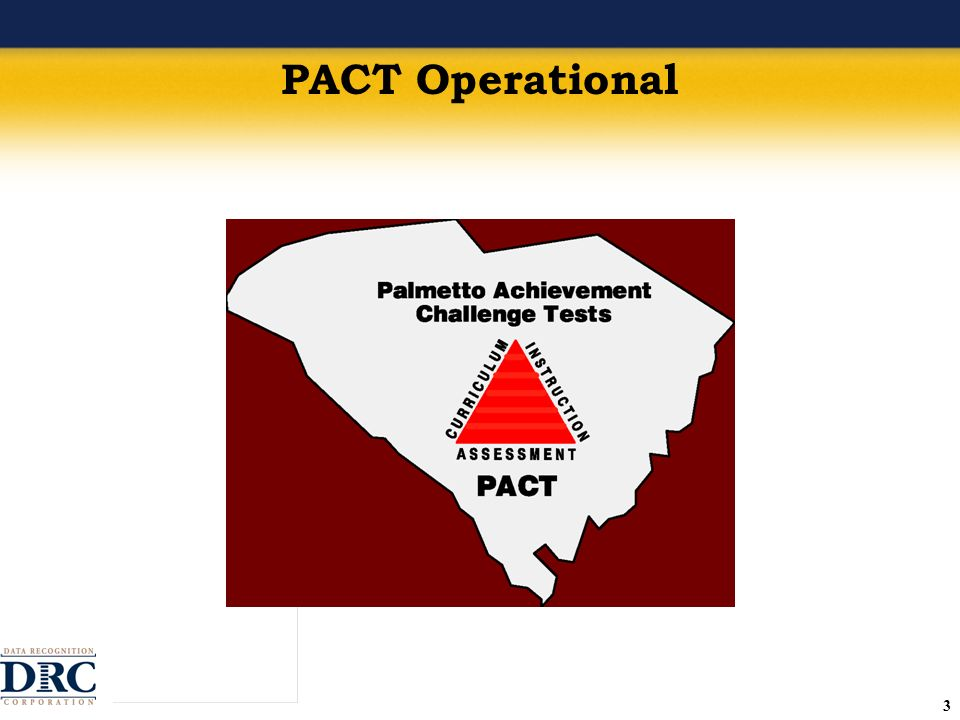 33 PACT Operational