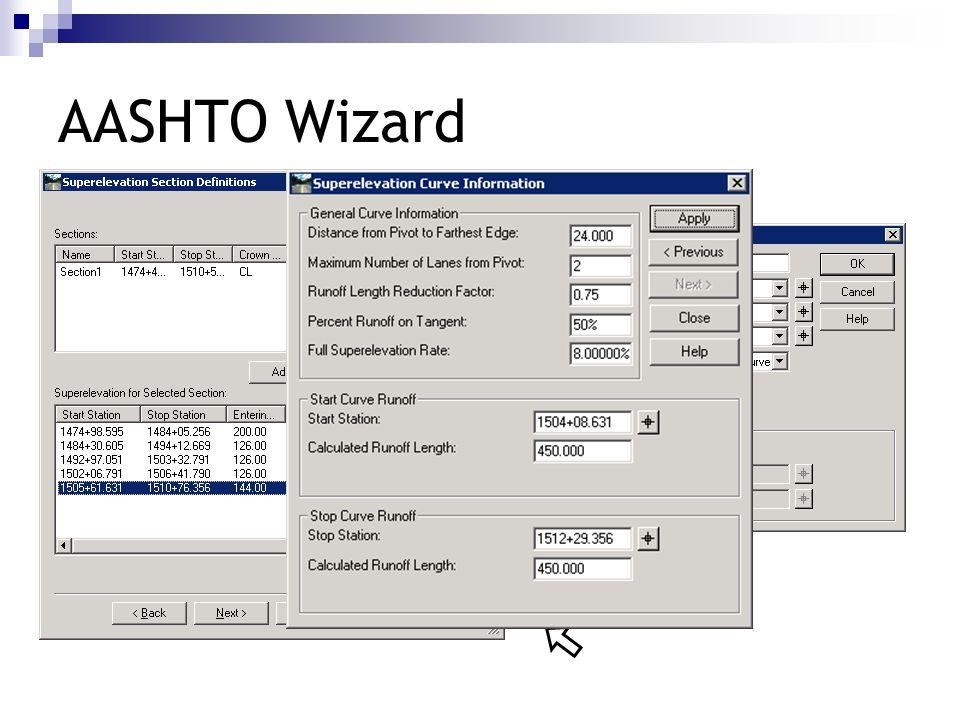 AASHTO Wizard 450 450