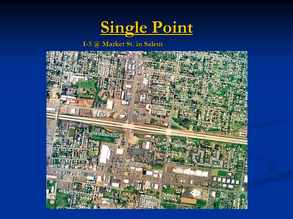 Single Point Market St. in Salem