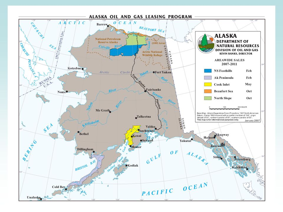State of Alaska Division of Oil and Gas 8