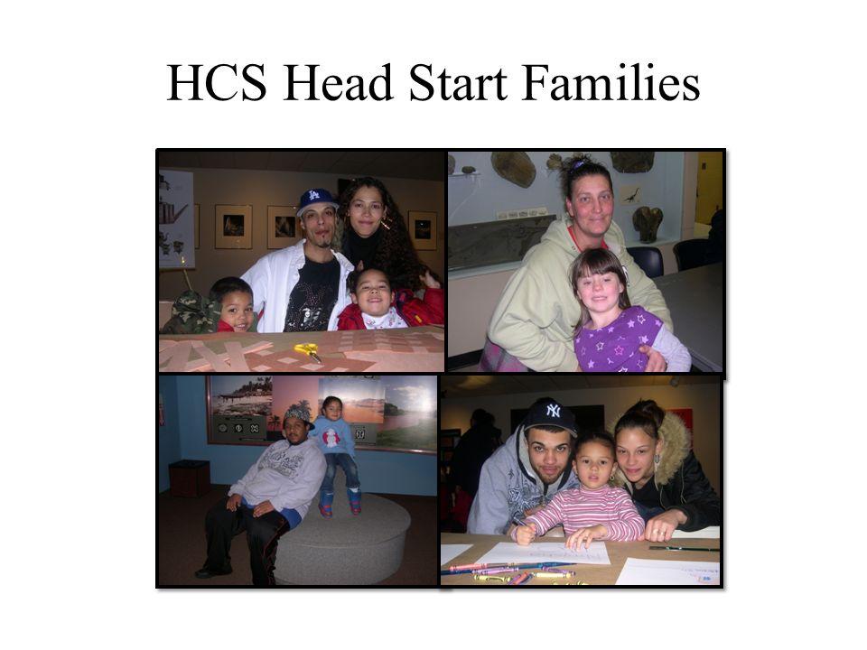 HCS Head Start Families