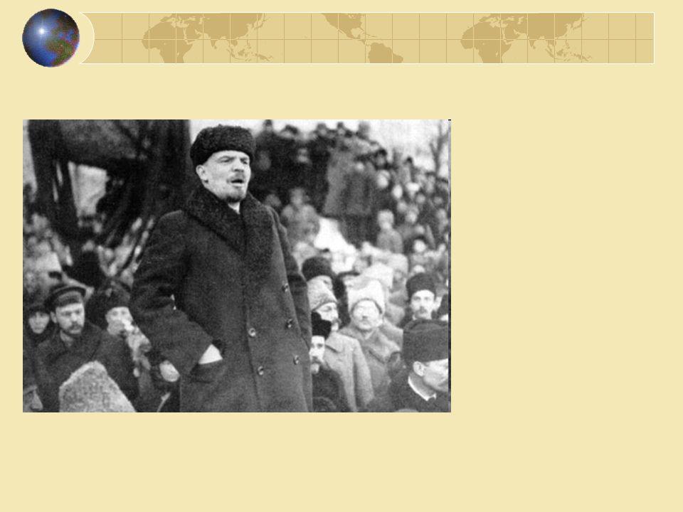 Revolutionary Leaders: Vladimir Lenin: Recognized leader of the Bolshevik party. First leader of communist party in Russia and is recognized as father
