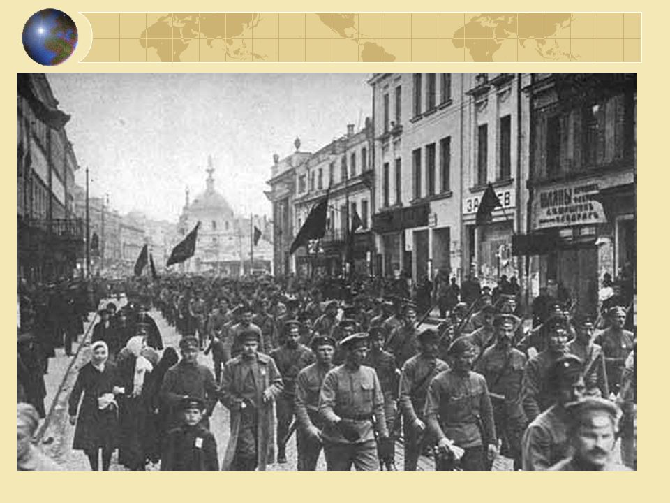 March Revolution of 1917