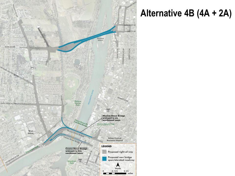 Alternative 4B (4A + 2A) 14
