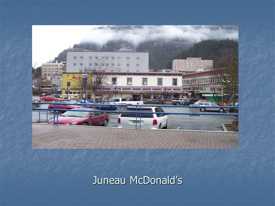 Juneau McDonalds