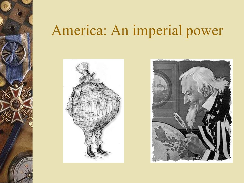 America: An imperial power