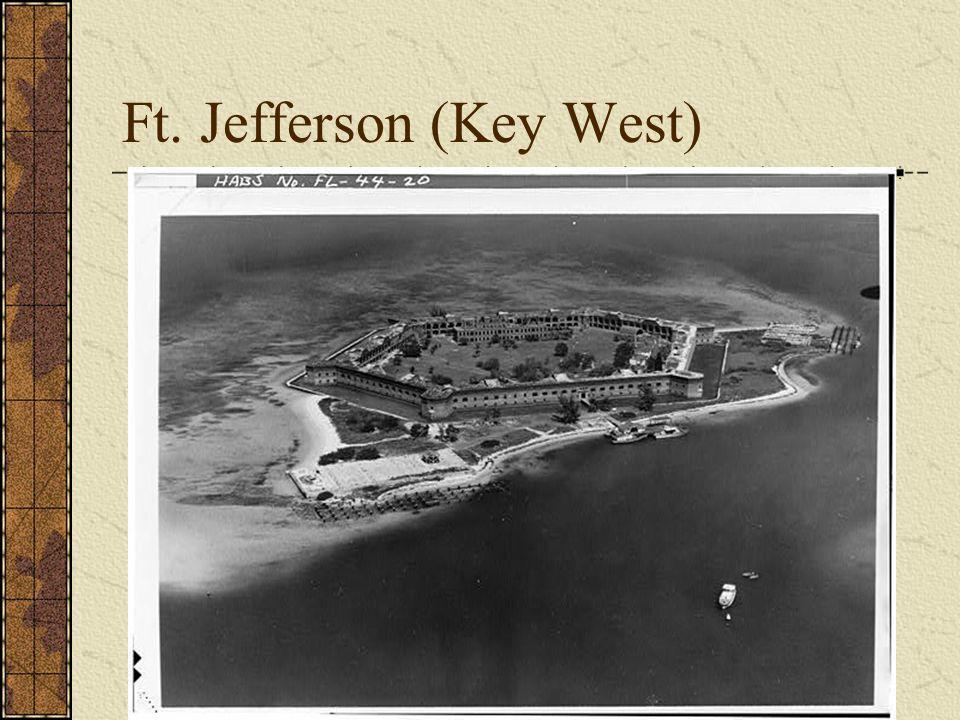 Ft. Jefferson (Key West)