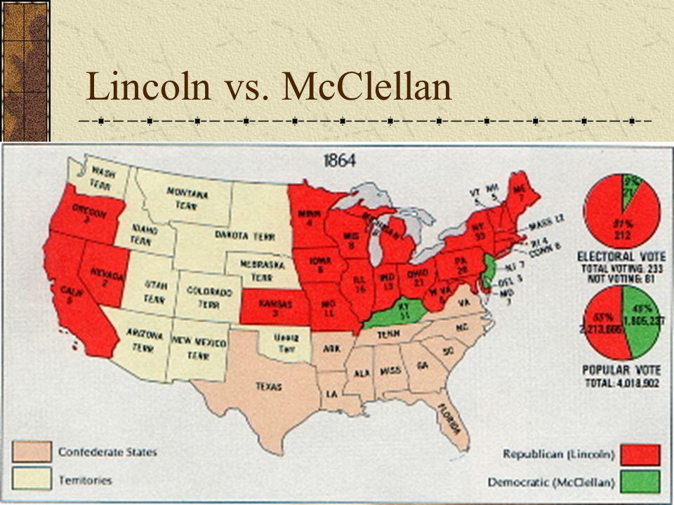 Lincoln vs. McClellan