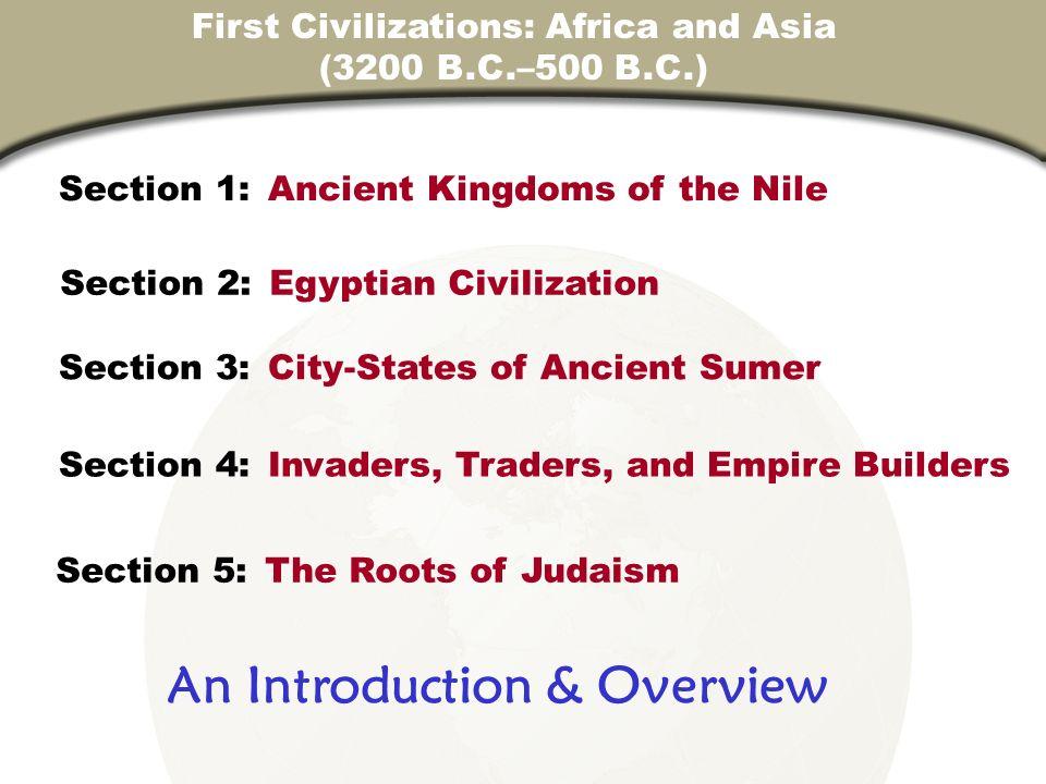 Judaism The Israelites were monotheistic, believing in one true God.