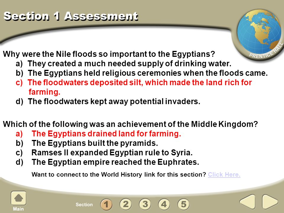 Egyptian Civilization How did religious beliefs shape the lives of Egyptians.
