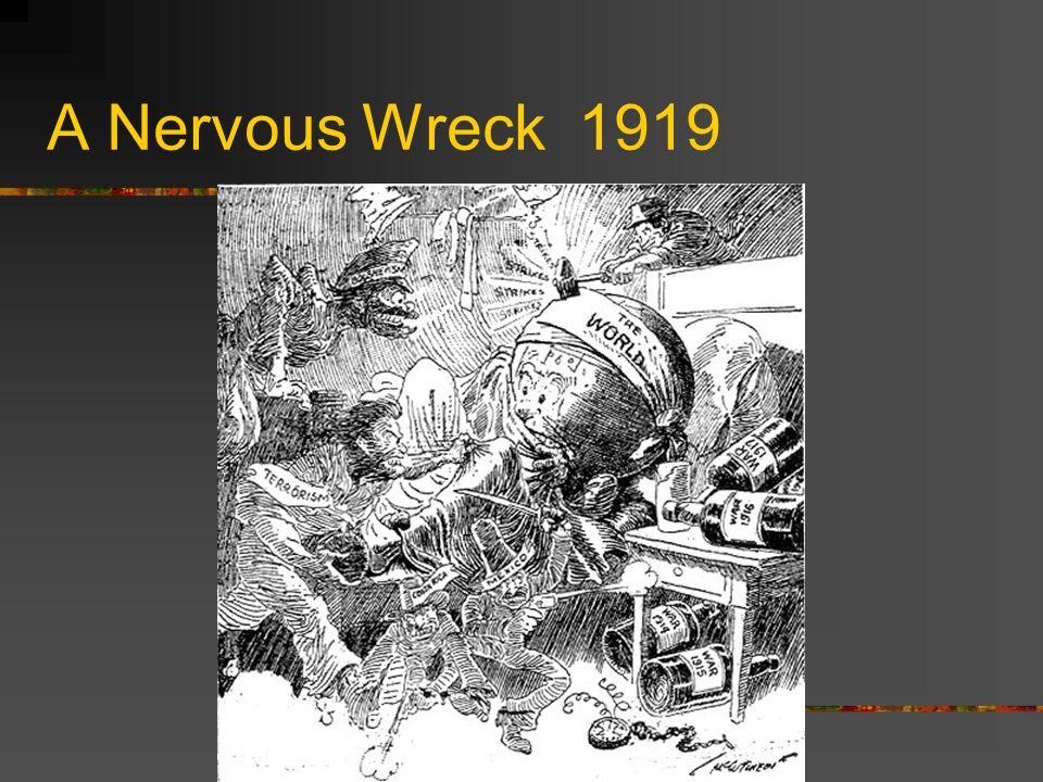 A Nervous Wreck 1919