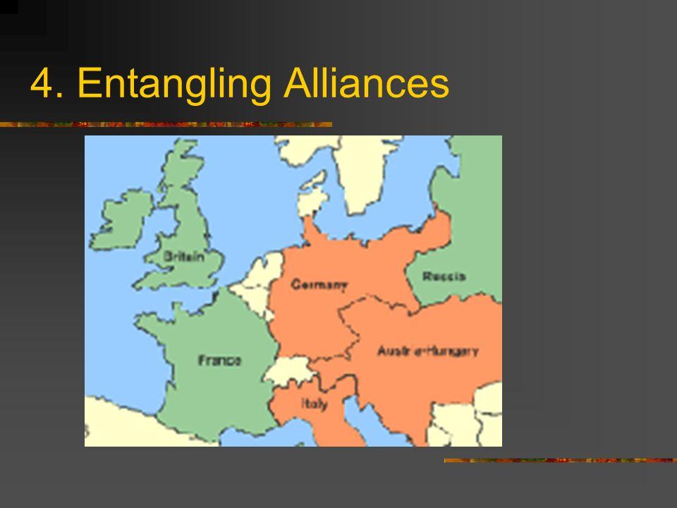 4. Entangling Alliances