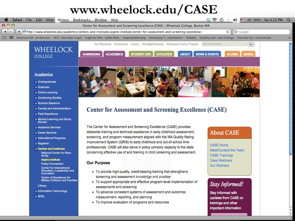 www.wheelock.edu/CASE