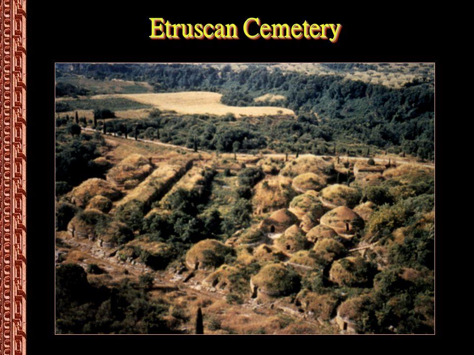 Etruscan Cemetery