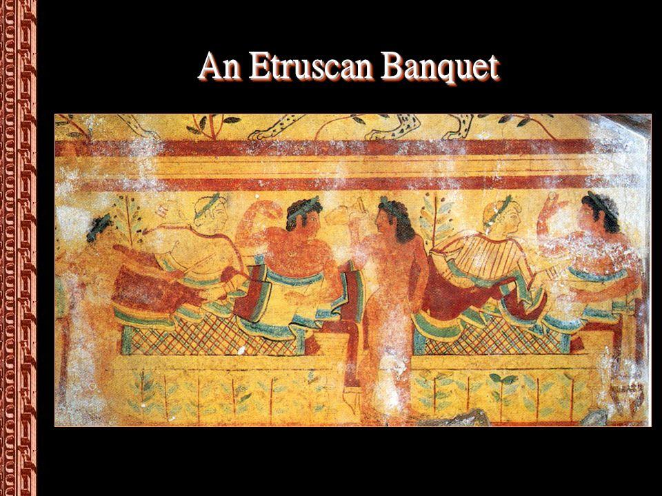 An Etruscan Banquet