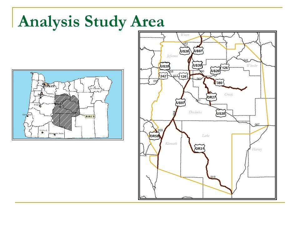 Analysis Study Area