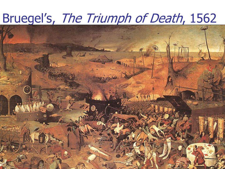 Bruegels, The Triumph of Death, 1562