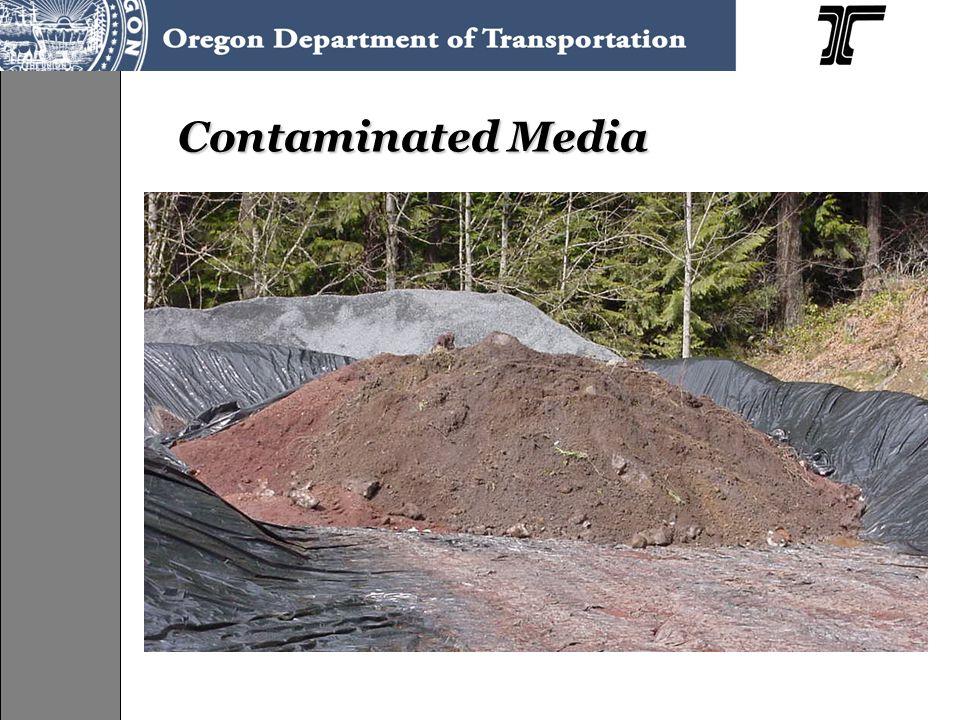Contaminated Media