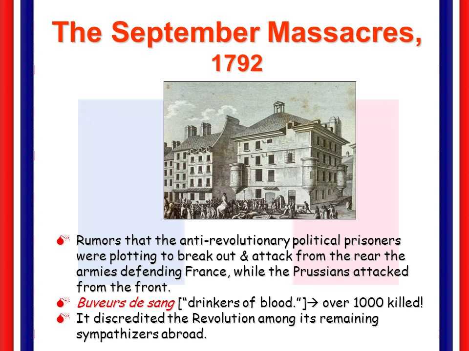 The Storming of the Tuilieres: August 9-10, 1792 This was triggered in part by the publication in Paris of the August 3 Brunswick Manifesto, which con