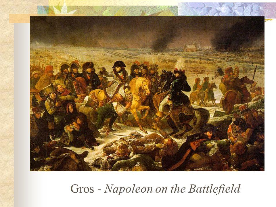 Gros Napoleon at Arcole Bridge, Nov. 17, 1796