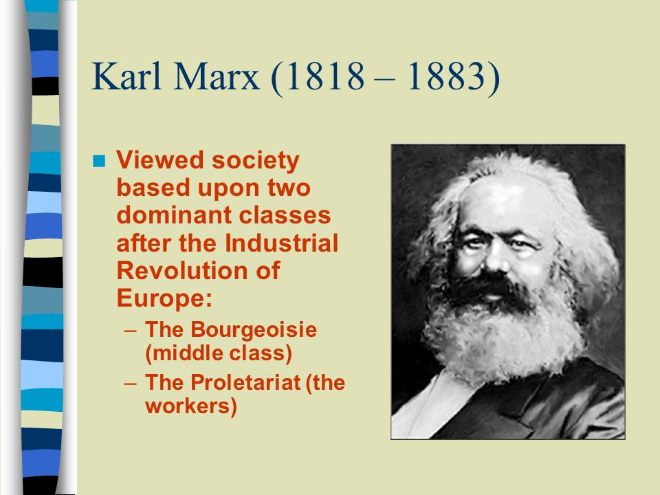 The Economic Dimensions of the Cold War Goals: To define Marxism. To compare communism with free-market capitalism. To address some of the historical