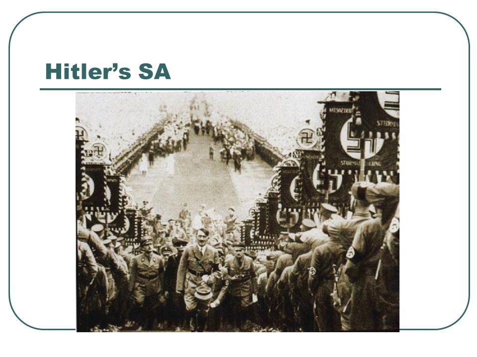 Hitlers SA
