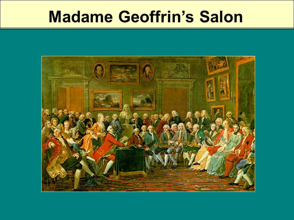 A Parisian Salon