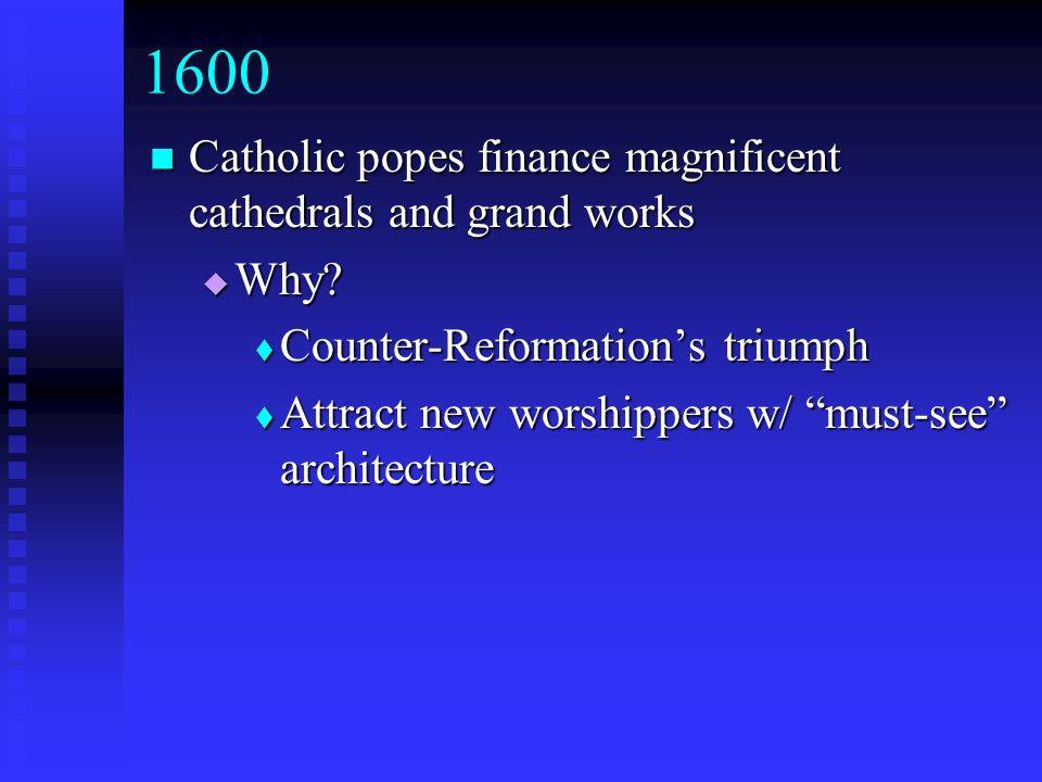 St. Peters Basilica, Vatican City by Gianlorenzo Bernini