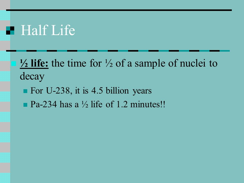 Fission and Fusion Combining two light nuclei to make a heavier nucleus is called fusion Splitting a heavy nucleus to form two nuclei with smaller masses is called fission.