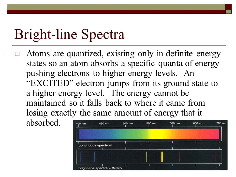 Example Problem What is the characteristic wavelength of an electron with a velocity of 5.97 x 10 6 m/s.