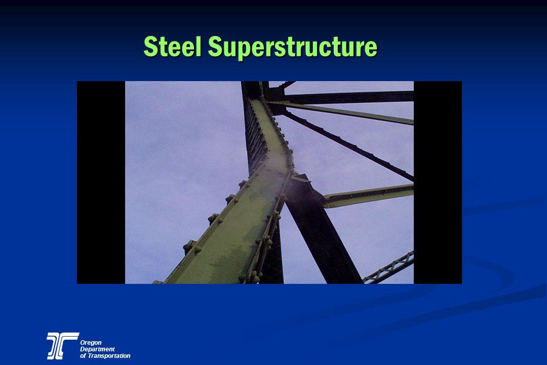 Oregon Department of Transportation Steel Superstructure