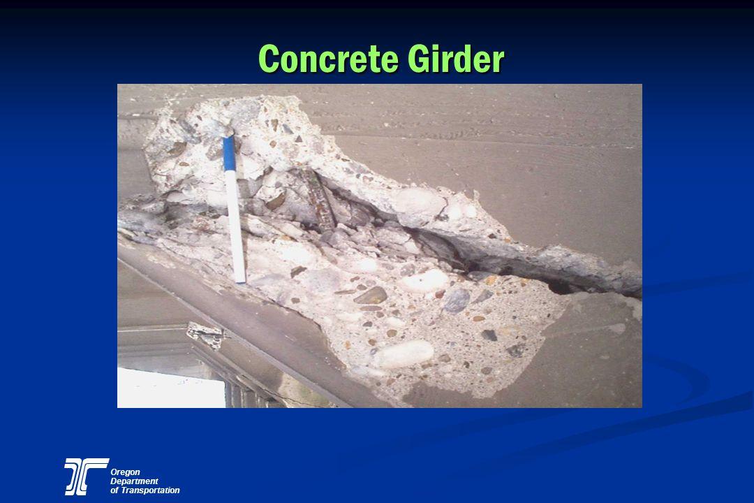 Oregon Department of Transportation Concrete Girder