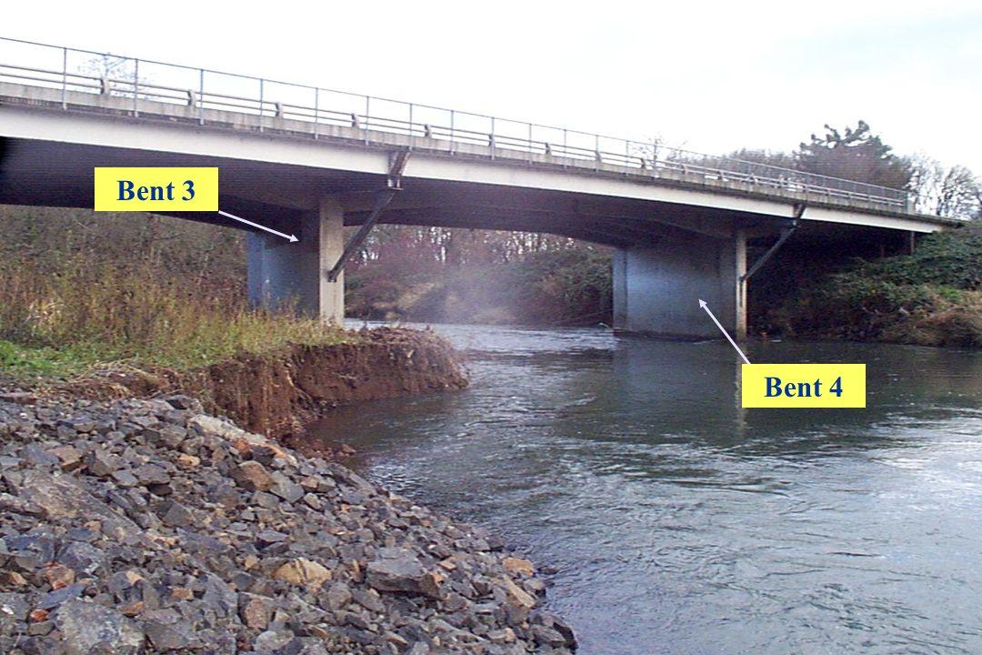 Oregon Department of Transportation Bent 3 Bent 4