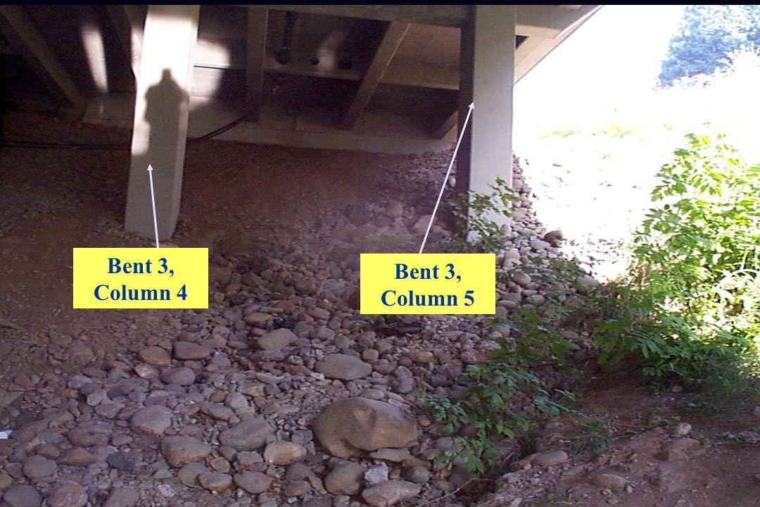 Oregon Department of Transportation Bent 3, Column 4 Bent 3, Column 5