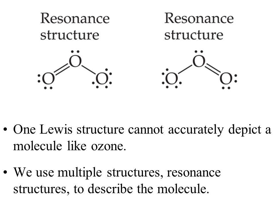 Resonance Example HCO 2 -