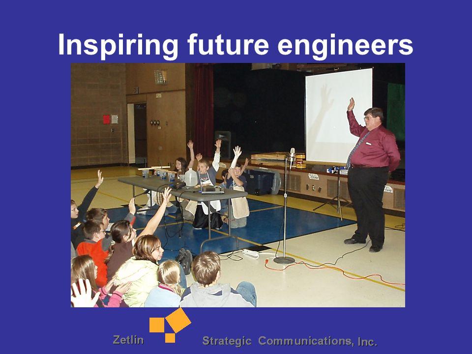 Inspiring future engineers