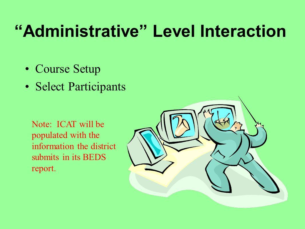 I -CAT Profile: Course Selection 9.14.10 Alignment Tools - Iowa Core Outcome 4